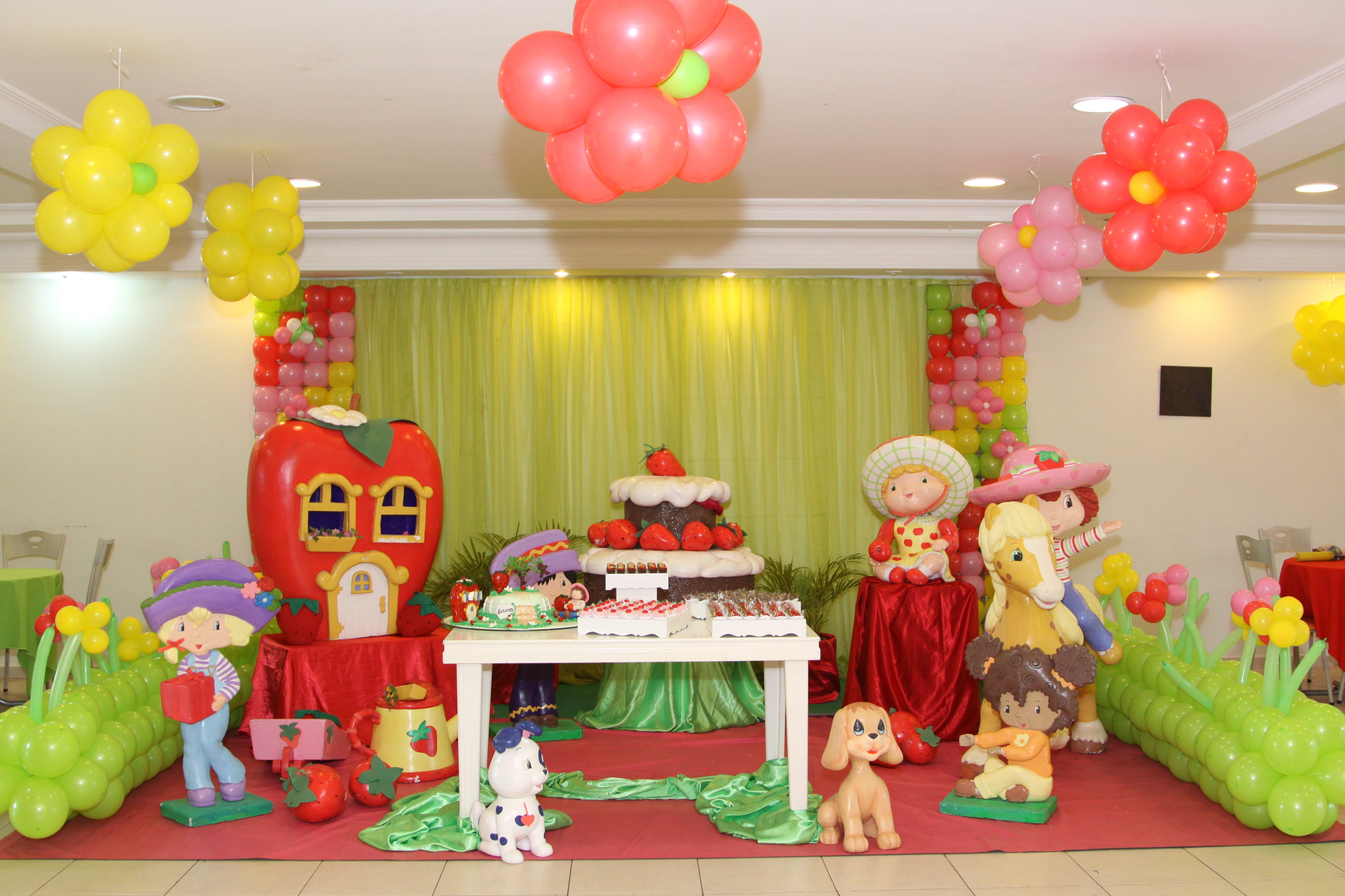 Artigos festa infantil curitiba